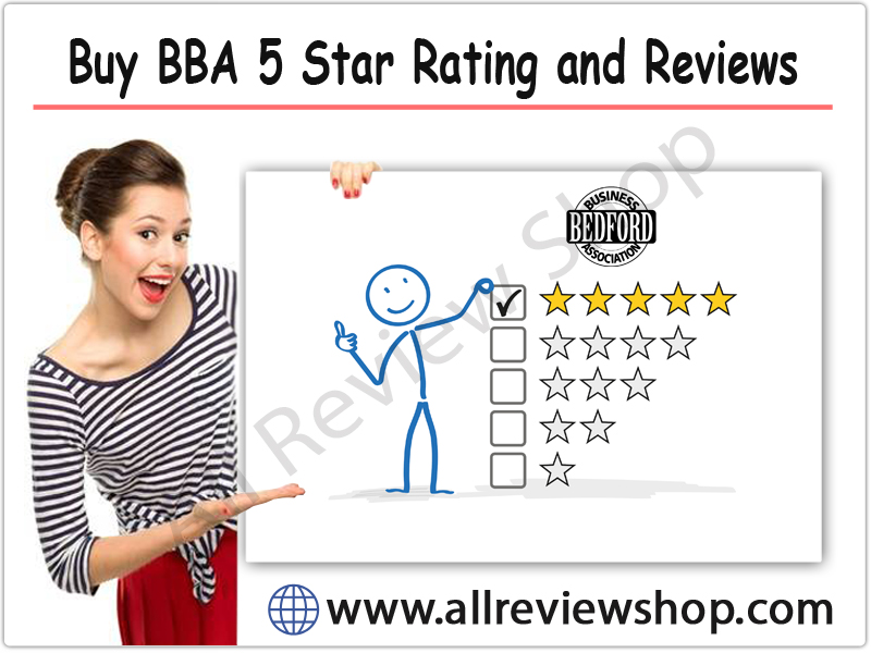 Buy BBA 5 Star Rating and Reviews