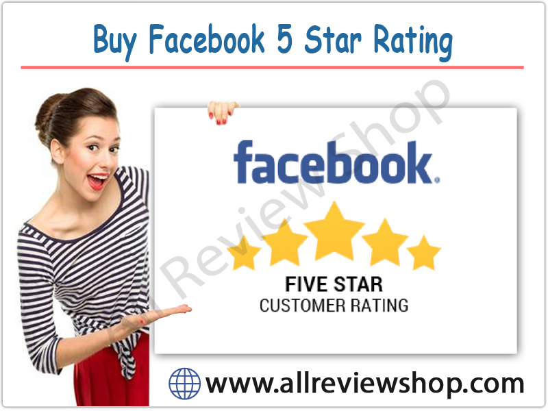 Buy Facebook 5 Star Rating