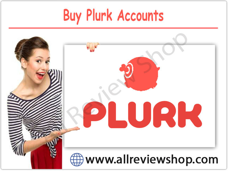 Buy Plurk Accounts