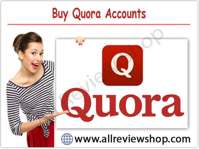 Buy Quora Accounts