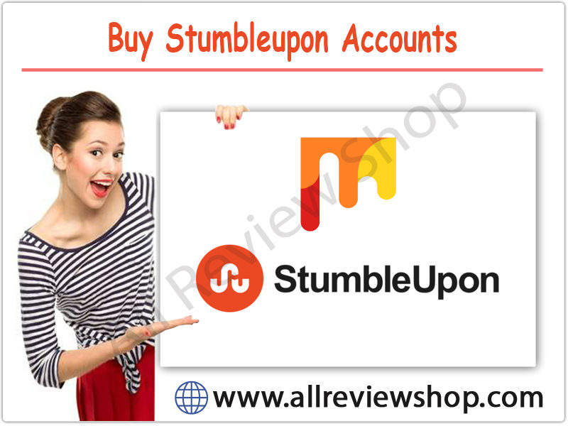 Buy Stumbleupon Accounts